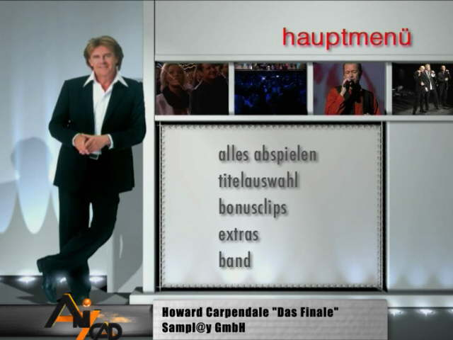 "Howard Carpendale ""Das Finale"""